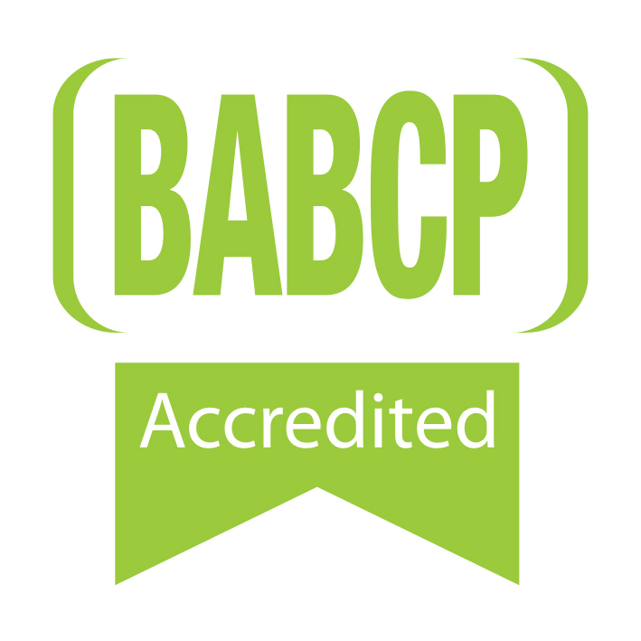 BABCP Accredited member British Association for Behavioural & Cognitive Psychotherapies